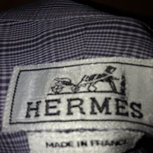 Other - Men's Hermes Dress Shirt